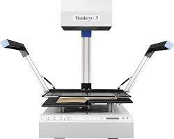 Escáner de digitalización Bookeye